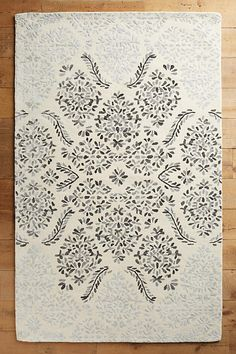 Discover unique rugs, area rugs, doormats and runners at Anthropologie, including the season's newest arrivals. Living Room Carpet, Rugs In Living Room, Wall Carpet, Rugs On Carpet, Staircase Carpet Runner, Rug Placement, Farmhouse Living Room Furniture, Farmhouse Decor, Unique Rugs
