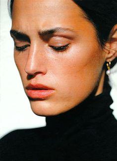 Yasmin Le Bon by Robert Erdmann for Marie-Claire Italie 1991 _