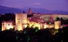 Granada, Alhambra, Spain. I love Alhambra.