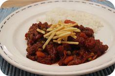 Indisch Stoofvlees met Rijst