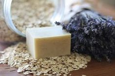 I wanted to share one of my favorite homemade soap recipes.it is so easy and makes such nice soap.enjoy Oatmeal Soap Things You'll Need. Homemade Oatmeal, Oatmeal Soap, Homemade Body Care, Soap Labels, Soap Maker, Cleaners Homemade, Lotion Bars, Soap Recipes, Home Made Soap