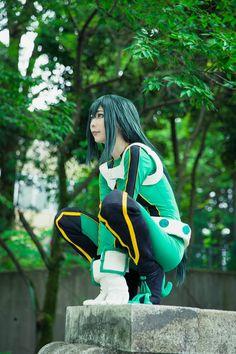 ケロ - mosuke2842(も助) Tsuyu Asui Cosplay Photo - Cure WorldCosplay