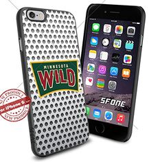 Minnesota Wild #1 White Net NHL Logo iPhone 6 4.7 inch Case Protection Black Rubber Cover Protector ILHAN http://www.amazon.com/dp/B01BDA4WGI/ref=cm_sw_r_pi_dp_YMASwb16Q3PF2