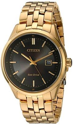 9443faf880c7f6 Citizen Men s  Eco-Drive Dress  Quartz and Stainless-Steel Watch