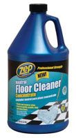 Zep neutral floor cleaner bottle