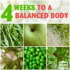 Dr Oz Four Week Plan To Balance Hormones