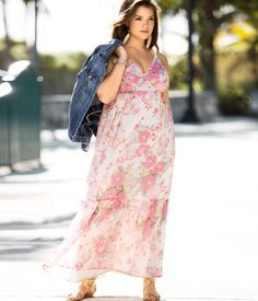 Pink flowered H&M Dress £29.99