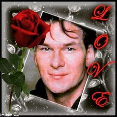 Julie Rogers, Patrick Swayze, Big Crush, Dirty Dancing, Lets Do It, Celebs, Celebrities, The Outsiders, Photo Galleries