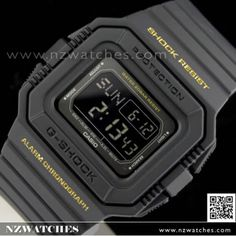 BUY Casio G-Shock World Time 200M Sport Watch DW-D5500-1B 8f0446cd5f
