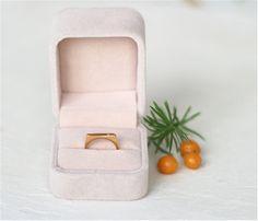 ShlomitOfir - 14k Gold Thin Signet Diamond Ring