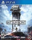 Star Wars: Battlefront (Sony PlayStation 4 2015)