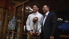 Patrick Mahomes wins American State Bank Player of the Year Award again    | KETK | East Texas News, Weather and Sports | Tyler, Longview, Jack...