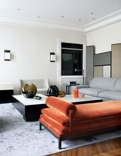 modmuse: Interior by Frederic Sicard http://thedesignerpad.com/blog/2012/10/26/less-is-more.html