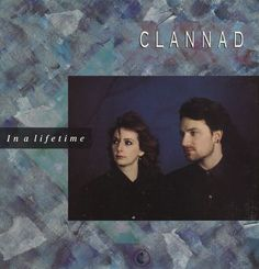"""For Sale - Clannad In A Lifetime USA Promo  12"""" vinyl single (12 inch record / Maxi-single) - See this and 250,000 other rare & vintage vinyl records, singles, LPs & CDs at http://eil.com"""