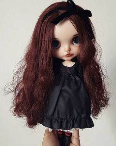 Hi am Matilda, Nice to meet you all my dolly friends. #blythethailand…