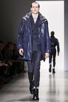 Calvin Klein Collection Menswear Fall Winter 2015 Milan <3