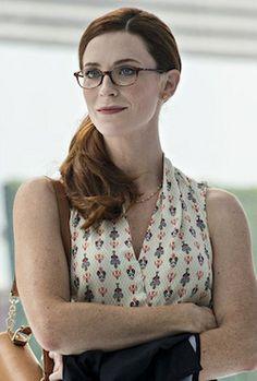 White Collar - Rebecca's glasses
