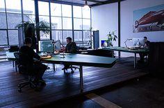 Awkward office
