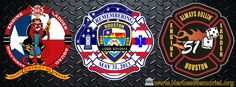 "God Bless our Houston Firefighters and all first responders ~ Always Rollin' ""On 5/31/2013 13 Houston Firefighters were injured in a fire, 4 gave the ultimate sacrifice. The Houston Fire Department identified the fallen firefighters as Capt. Matthew Renaud, 35; Engineer Operator Robert Bebee, 41, Firefighter Robert Garner, 29, and Probationary Firefighter Anne Sullivan, 24, who graduated from the department's training academy in April. """