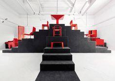 Sala de exposiciones Vinçon Diseño Interior | @diseñointerior @vinçon