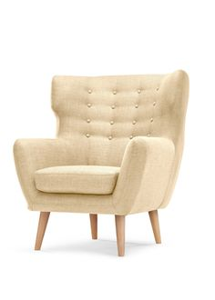 The Kubrick Wingback Collection. A striking, Retro statement. MADE.COM