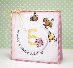 5th Bday by Yainea!  Adorable.