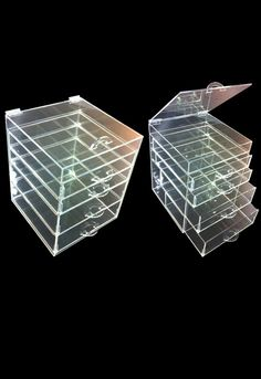 Bins, Boxes & Storage - Anything Acrylic