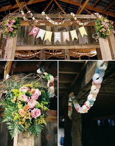 Fall Barn Wedding At Settlement Hill Farm