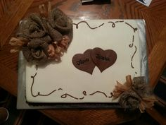 Country Themed Wedding Shower On Cake Central