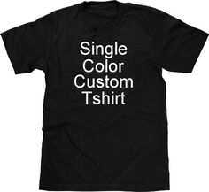 Design Your Own Custom TShirt, $26.91Cdn; men's sizing; ships from U.S.A.;  by TheGeekyTavern on Etsy.com