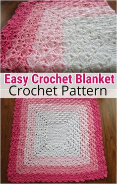 Cozy And Interesting Crochet Blanket Patterns Cozy And Interesting Crochet Blanket Patterns,Crochet Related posts:Free Crochet Sweater Pattern - video tutorial Free crochet sw. - CrochetSunset Poncho Free Crochet Pattern Ponchos are a great. Granny Stripe Crochet, Easy Crochet Blanket, Baby Afghan Crochet, Afghan Crochet Patterns, Free Crochet, Crochet Blankets, Crochet Ideas, Crochet Bedspread Pattern, Baby Afghans