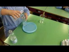 Esperimenti sugli stati dell'acqua per la scuola primaria