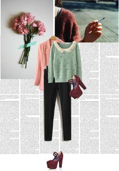 """""""Bez naslova #123"""" by fashion-is-a-style-of-life ❤ liked on Polyvore"""