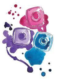 makeup nailpolish illustration - Google Search