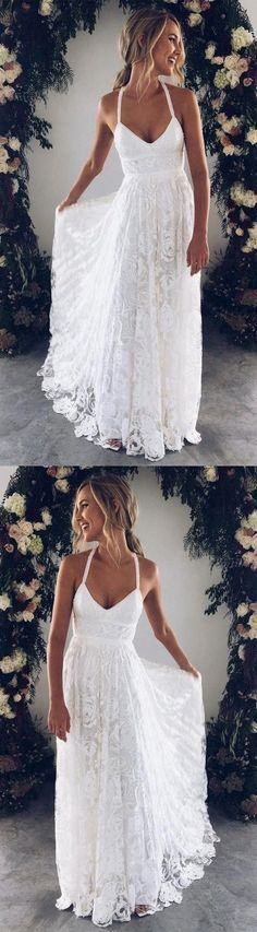 White bride dresses. All brides think of finding the most suitable wedding ceremony, however for this they need the best wedding outfit, with the bridesmaid's dresses actually complimenting the brides dress. These are a variety of tips on wedding dresses.