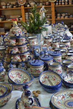 Manufaktura Polish Pottery!