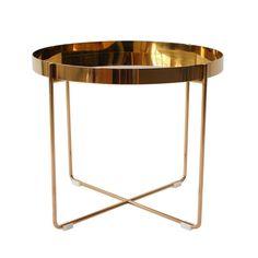 Superb Messing Beistelltisch Modernes Design Minimalismus Design Minimalist Decor Designer M bel Hochwertige