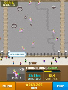 Moonicorns disco zoo