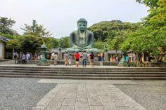 Travel Bugs: Day Trip at Kamakura (Part 3)-The Daibutsu, Great Buddha of Kamakura