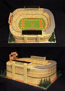 'Stadium' Cake «CaKeCaKeCaKe»