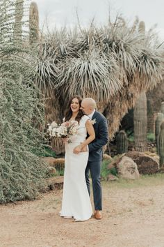 Boho Blush Arizona Elopement - the perfect blush color palette with a boho twist for this Arizona desert elopement. The colorful wedding color palette was seen in the bridal bouquet of white, blush, taupe, and pampas wedding flowers in the ceremony floral arrangements. Featuring a copper geometric arch. The spring wedding flowers included roses at the nursery ceremony. Photos by Kaylee Chelsea. #bouquets #springwedding #weddingflowers #arizonaelopement #elopement #bohowedding Elope Wedding, Boho Wedding, Floral Wedding, Wedding Colors, Bridesmaid Bouquet, Wedding Bridesmaids, Wedding Bouquets, Blush Color Palette, Greenhouse Wedding