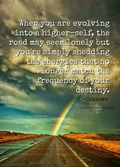 With each ~ shift ~ growth ~ your new higher vibration must shed the old ~ to make room for ~ the new! Lightbeingmessages.com