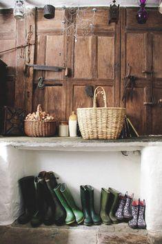 A Farmhouse in Yorkshire