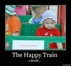 The Happy train !