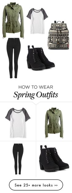 """""""Outfit 255"""" by girlychic1114 on Polyvore"""
