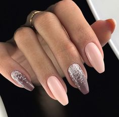 Want some ideas for wedding nail polish designs? This article is a collection of our favorite nail polish designs for your special day. Nail Polish Designs, Nails Polish, Cute Nails, Pretty Nails, Hair And Nails, My Nails, Wedding Nail Polish, Fall Nail Colors, Colorful Nails