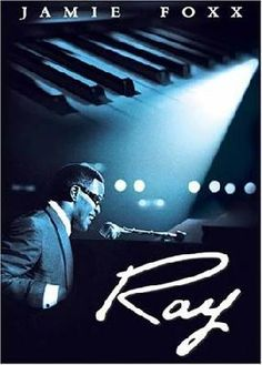 Ray Jamie Foxx portrays rhythm and blues legend Ray Charles, who rose from obscurity to become world famous despite losing his eyesight at age a hardscrabble upbringing, repeated struggles with racism, romantic letdowns and his own heroin abuse. Top Movies, Great Movies, Movies To Watch, Movies And Tv Shows, Ray Charles, Love Movie, Movie Tv, Film Musical, Jazz