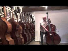 Thomas Martin 3/4 Double Bass
