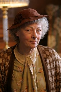 Miss Marple - Though I honestly only truly LIKE the Geraldine McEwan ones, I can enjoy the Julia McKenzie ones, too.  I never liked the older versions, however.