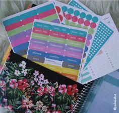 Decore o seu Daily Planner com stickers e deixe seus dias mais divertidos e motivadores. www.paperview.com.br #meudailyplanner #dailyplanner #plannersticker #plannerdecoration